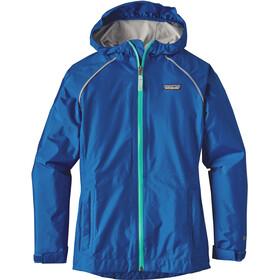 Patagonia Girls Torrentshell Jacket Superior Blue